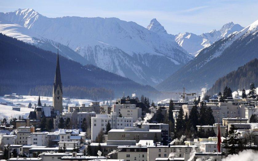 Village of Davos